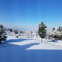 新潟で雪景色を先取り!当間高原リゾートベルナティオへ