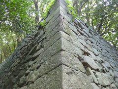 初秋の愛媛旅行♪ Vol13(第2日) ☆宇和島:「宇和島城」お城へ目指して優雅に歩く♪