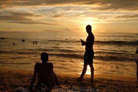 20年ぶりプーケットの初カロンビーチ-2(プーケット・ピピ島・シンガポールの旅5・6日目)