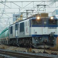 2017名古屋で同年代オフ会!乗れない列車を追いかけて!vol.6(重連おかわり!ガソリン運んで中央西線編!)