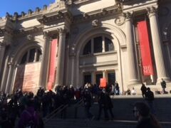 美術館巡り:ニューヨーク・メトロポリタン美術館(50)で名画観賞