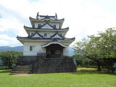 初秋の愛媛旅行♪ Vol14(第2日) ☆宇和島:「宇和島城」美しい城を眺めて♪
