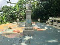 ロラス島の観光。