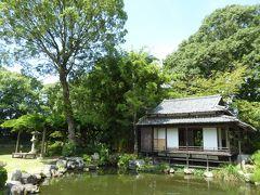 初秋の愛媛旅行♪ Vol18(第2日) ☆宇和島:「天赦園」美しい庭園や茶室♪