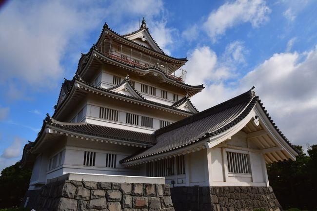 亥鼻城、館山城、佐倉城を訪問<br />