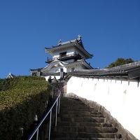 3日で1000キロ、クルマ旅。_1日目静岡県・掛川城と資生堂資料館