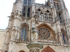スペイン 3大ゴシック大聖堂の一つがある街 ブルゴス