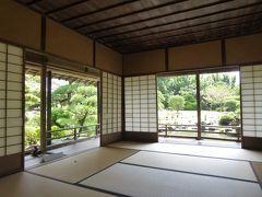 初秋の愛媛旅行♪ Vol20(第2日) ☆宇和島:「天赦園」書院からの美しい眺め♪
