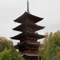 最も北にある弘前最勝院五重塔