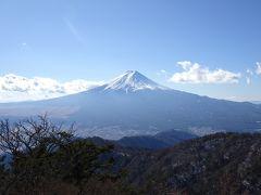 富士山展望♪本社ヶ丸&三ツ峠山登山(笹子駅~河口湖)