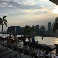 両親連れてビジネスクラス&エグゼクティブフロア利用のシンガポール旅行 その2(マリーナベイサンズ)