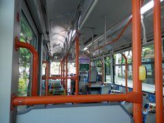 那覇k27a終点がイオンモールだから安心して路線バスに乗る