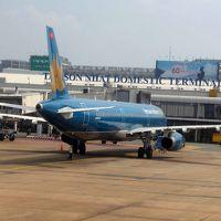 ベトナム航空のビジネスを短距離利用