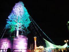 2017・年の瀬の神戸を歩きます、 エルミタージュ美術館展~世界一のクリスマスツリー~KOBEルミナリエ!