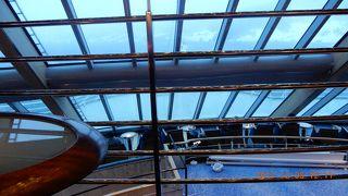 オーロラ 4K フッティルーテン(北欧ノルウェー新航路) TROLLF JORD号 船内  Ⅲ