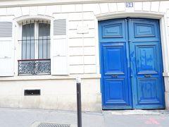 ロンドンパリ時々寄り道 ゆるっとひとり旅⑧ パリ滞在前半