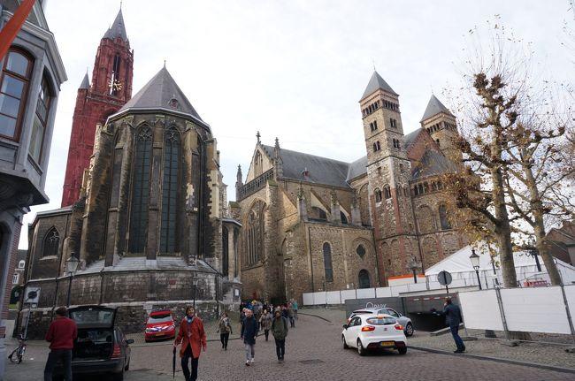 """マーストリヒトといえば、私の年代では""""マーストリヒト条約〝しか思い浮かべません。<br />""""1991年12月にオランダのマーストリヒトで開かれたヨーロッパ共同体(EC)首脳会議で合意をみたヨーロッパ連合(EU)条約""""<br />オランダの南東端に位置し、ベルギーとドイツに接しているため、20回以上も他国に占領され、又隣国との親密な関係もあるため、街の雰囲気はオランダ離れしている。<br />ここもBS旅番組を見て、主要候補にしました。<br />当初ここのホテルを探したが、ほとんど満室及びとても高いので、ルーベン泊、マースト日帰りとしました。<br /><br />この日の歩数:22,500歩<br /><br />目次編は<br />https://4travel.jp/travelogue/11311387"""