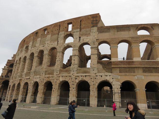 初のイタリア。4泊6日+1日、ローマ・フィレンツェへの旅日記です。こちらはその4【4日目フィレンツェ編】。