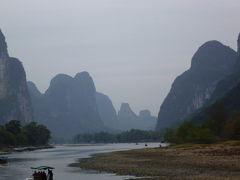 桂林は墨絵の世界
