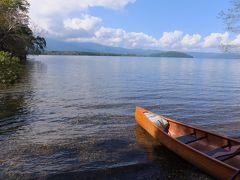 「阿寒湖」、「摩周湖」、「屈斜路湖」 道東3湖制覇の出張