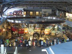 大宮の鉄道博物館(2)と武蔵一宮氷川神社