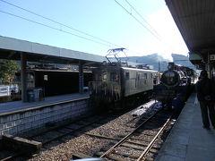 大井川鐵道のSL,絶景の旅