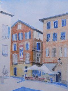城壁で囲まれた小さな町 ルッカ 2 イタリア 13