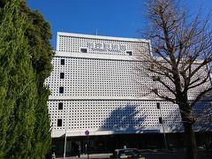 科学技術館と日本カメラ博物館へ行ってきました。