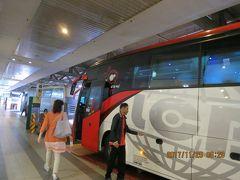 特典航空券でマレーシアへの旅(3) マラッカへGO!GO! TBSバスセンターからマラッカセントラルへ