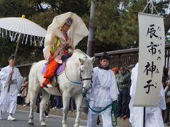 春日若宮おん祭りと東大寺・ならまちマイナー街歩き(二日目・完)~おん祭りの二日目は、京都時代祭りの行列を彷彿とさせるお渡り式と若宮に芸能を奉納する御旅所祭。時間をたっぷり使うスローテンポの芸能は伝統を堅く守った証。古都奈良の悠久の歴史を感じます~