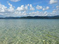 石垣島、小浜島に行きたくて。