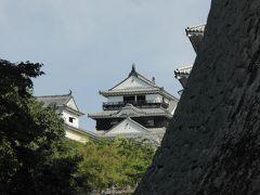 初秋の愛媛旅行♪ Vol34(第3日) ☆松山:「松山城」本丸へ優雅に歩く♪