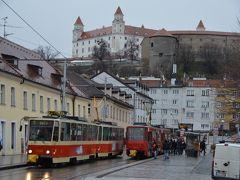 クリスマスシーズンの中欧4都市 野郎一人うっとり旅【2】スロバキア・ブラチスラバ