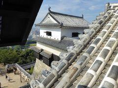 初秋の愛媛旅行♪ Vol37(第3日) ☆松山:「松山城」城内からパノラマ♪