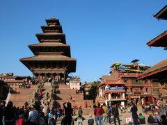 ネパール旅行①(バクタプルからナガルコット)