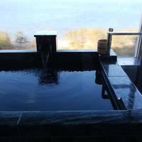 琵琶湖マリオット温泉付きの部屋