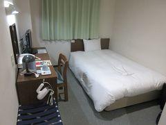 「ホテルグリーンライン」宿泊記(仙台市)