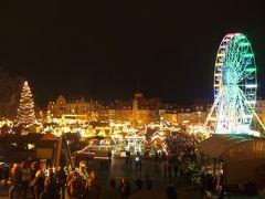 ドイツ・クリスマスマーケット最終章!①プラハ空港からドイツでも1番美しいと言われるエアフルトへ