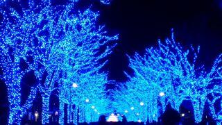 東京クリスマス&ホテルランチブッフェとイルミネーション7ケ所巡り~横浜・恵比寿・渋谷・六本木・汐留・KITTE・丸の内~