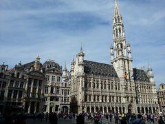 [パリ発]週末ベルギー!格安IZYで行くブリュッセル+足を延ばしてブルージュへ