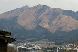 2017暮、南九州の名城巡り(23/26):12月14日(7):熊本城(1/4):延岡から熊本へ、阿蘇の外輪山、復興途上の熊本城