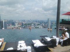 ホテルが最高だった2度目のシンガポール 2泊目
