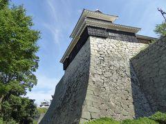 初秋の愛媛旅行♪ Vol38(第3日) ☆松山:「松山城」優雅に退城♪