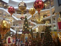 弾丸で行く、シンガポールとクアラルンプールの旅(5)どこもかしこもクリスマス色のクアラルンプール