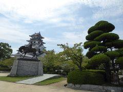 初秋の愛媛旅行♪ Vol40(第3日) ☆今治:「今治城」海のお堀から眺めて♪