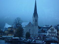 中央ヨーロッパ5ヶ国周遊8日間ツアー、ハルシュタットへ