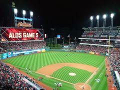 世界一周旅行(14)クリーブランド:MLBプレーオフ初観戦
