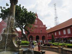 特典航空券でマレーシアへの旅(4) ぶらりマラッカ! オランダ広場からセントポールの丘へ・・・