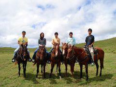ハワイで乗馬も楽しい!