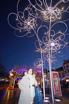 ドイツ・ベルギー・オランダ3か国のクリスマスマーケット巡り(9)ブリュッセルの4つのクリスマスマーケットと思い出の町を歩き回る。